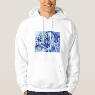 Portal Of Pools- Otherworldly Art Hoodie