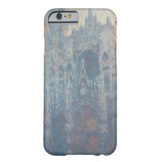 Portal of Rouen Cathedral Morning Light by Monet Barely There iPhone 6 Case