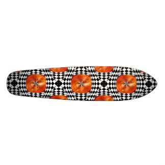 Portal to the Sun by Kenneth Yoncich 21.3 Cm Mini Skateboard Deck