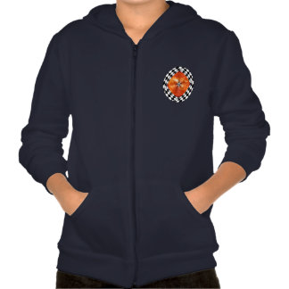 Portal to the Sun by Kenneth Yoncich Hooded Pullover