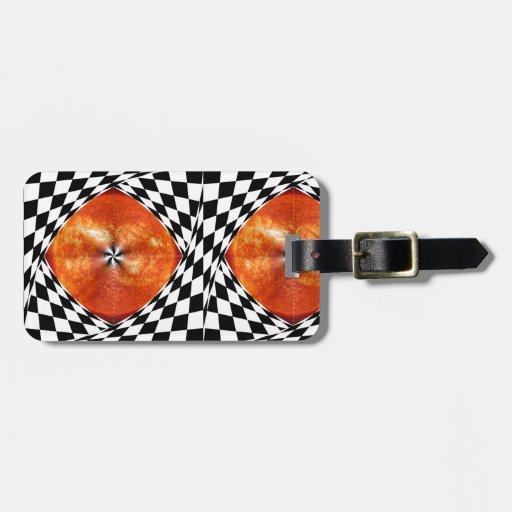 Portal to the Sun Luggage Tag
