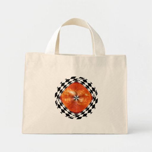 Portal to the Sun Tiny Tote Bag