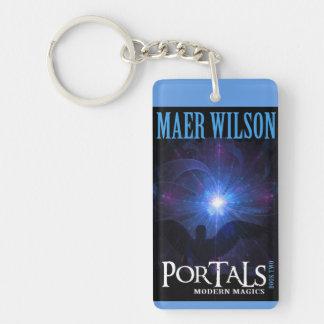 Portals Designer Keychain