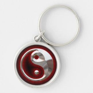 porte clés le ying et le yang key ring