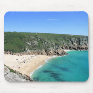Porthcurno Mouse Pad