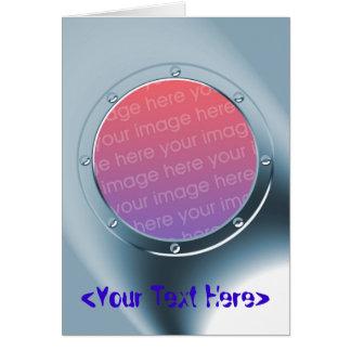 Porthole Card