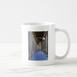 Portico of the Sultan Ali mosque in Cairo Coffee Mug