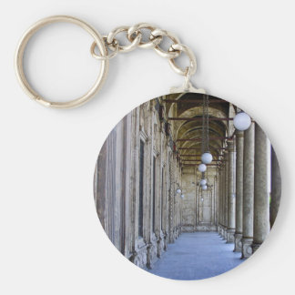 Portico of the Sultan Ali mosque in Cairo Key Ring
