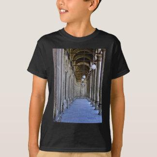Portico of the Sultan Ali mosque in Cairo T-Shirt