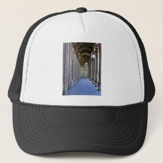 Portico of the Sultan Ali mosque in Cairo Trucker Hat