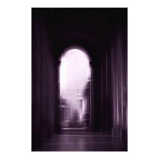 Portico Photo Print