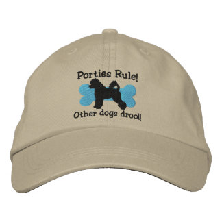 Porties Rule Embroidered Hat