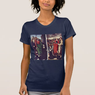 Portinari-Altar Left Wing: The St. Anthony With To T Shirt