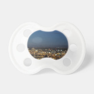 Portland at Dusk Pacifiers