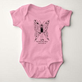 Portland BA 1sie Baby Bodysuit