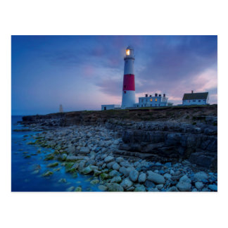 Portland Bill Lighthouse Postcard