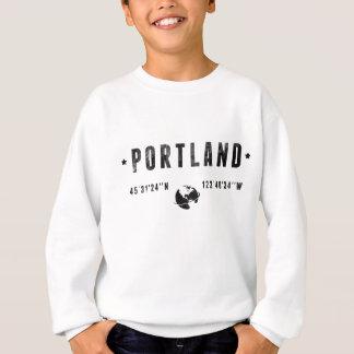 Portland cement sweatshirt