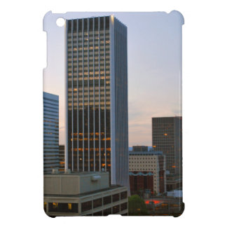 Portland City Skyline at Dusk iPad Mini Cover
