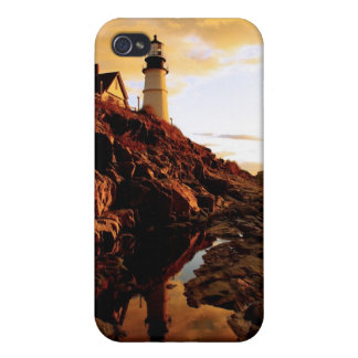 Portland Head Light iPhone 4 Case