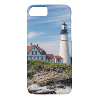Portland Head Light iPhone 7 Case