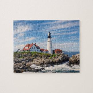 Portland Head Light Jigsaw Puzzle