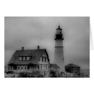 Portland Head Lighthouse, Cape Elizabeth, ME Card