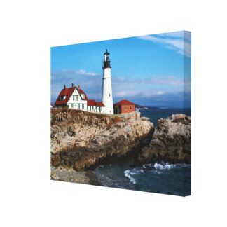Portland Head Lighthouse, Maine Canvas Print