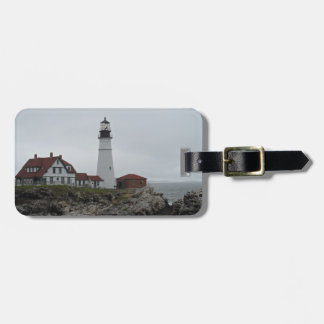 Portland Head Lighthouse, Maine Luggage Tag