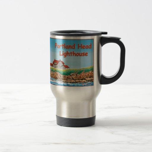 Portland Head Lighthouse Mugs