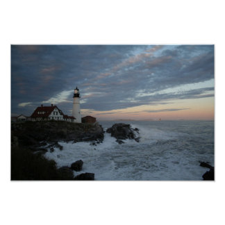Portland Head Lighthouse, poster