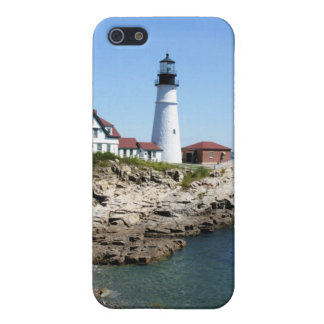 Portland Headlight iPhone 5 Cases