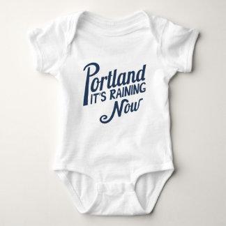 Portland-It's Raining Now Shirt