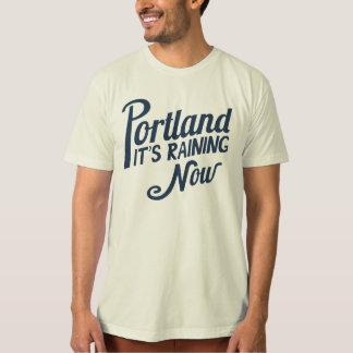 Portland-It's Raining Now Tees