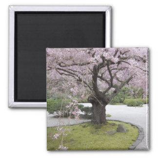 Portland Japanese Gardern, Portland, Oregon, Magnet
