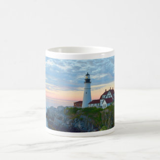 Portland Maine coffee cup