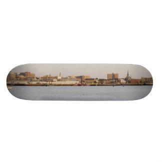 Portland Maine Deck Skateboard Deck