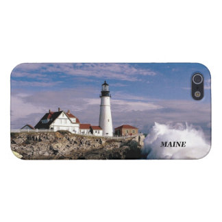 PORTLAND MAINE LIGHTHOUSE iPhone 5 COVER
