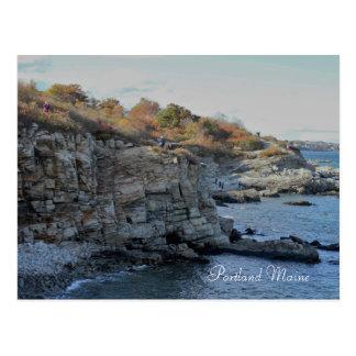Portland Maine Postcard