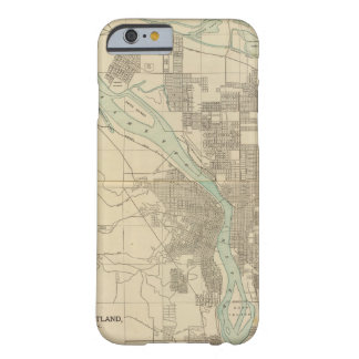 Portland, Or Barely There iPhone 6 Case