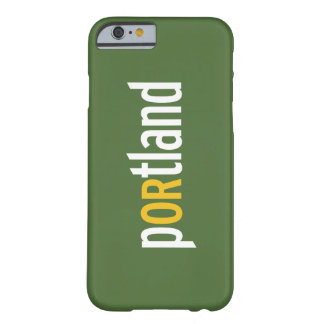 Portland OR iPhone 6 Case