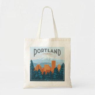 Portland, OR Tote Bag