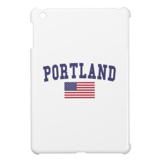 Portland OR US Flag iPad Mini Covers