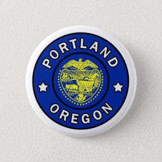 Portland Oregon 6 Cm Round Badge