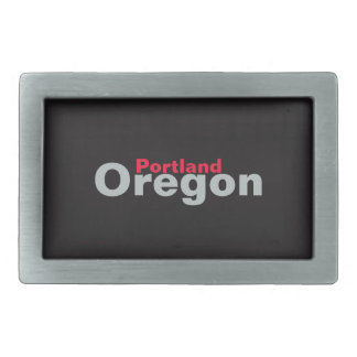 Portland, Oregon Belt Buckle