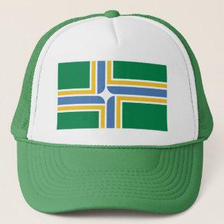 Portland Oregon Flag Hat