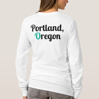 Portland, Oregon Love Women's Hoodie