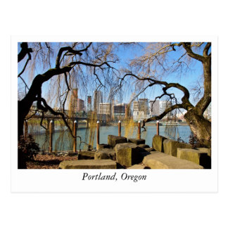 Portland, Oregon Postcard