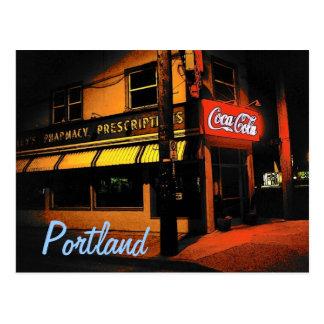 Portland Rose Postcard
