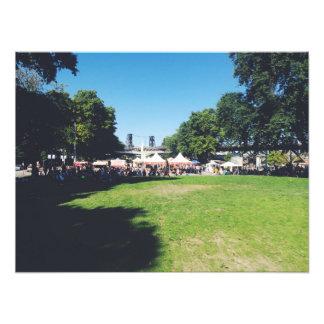 Portland Saturday Market Photo Print