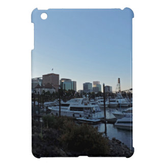 Portland Skyline at Sunset iPad Mini Cover